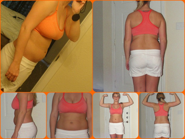 Collage of Weight Gain