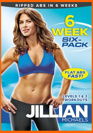 Jillian Michaels Framed
