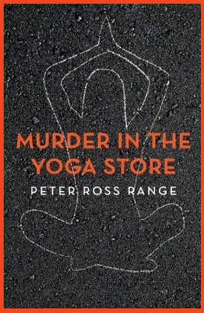 murder in the yoga store - page